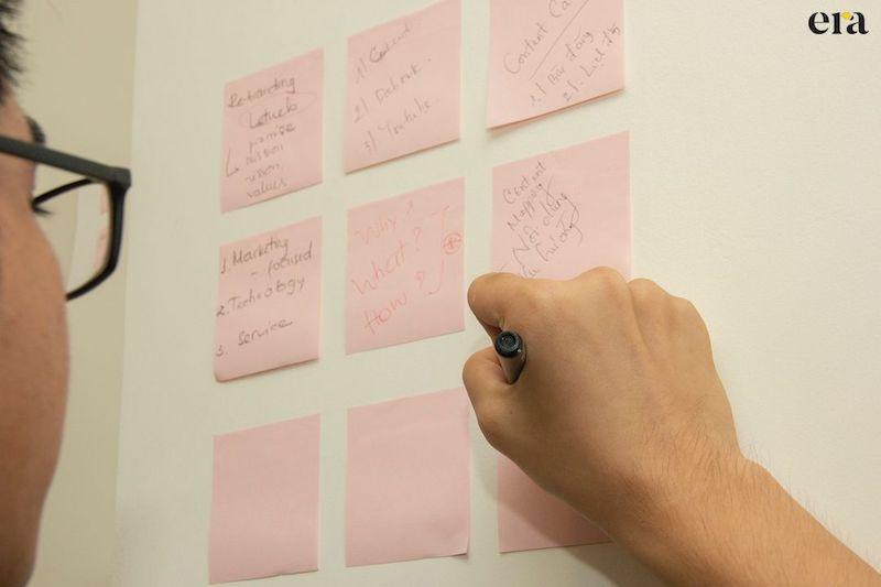Xác định target audience ngay từ đầu sẽ khiến chiến lược content marketing của doanh nghiệp đi đúng hướng