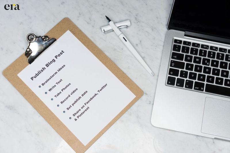 Chiến lược content marketing sẽ cho bạn biết cần làm gì và bắt đầu từ đâu
