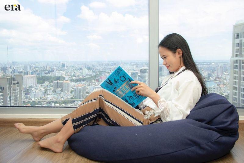 Nghỉ ngơi và thư giãn hợp lý sẽ giúp bạn dễ dàng tìm thấy những ý tưởng mới mẻ trong công việc
