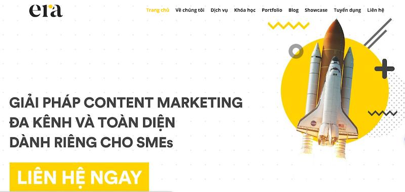 Nội dung là yếu tố quan trọng đánh giá chất lượng dịch vụ content marketing