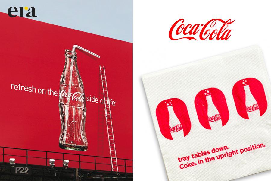 Giọng nói của thương hiệu Coca-Cola: tích cực - gần gũi - thực tế