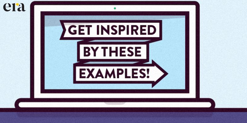 Các khóa học content marketing thường cung cấp nhiều ví dụ thực tiễn bổ ích