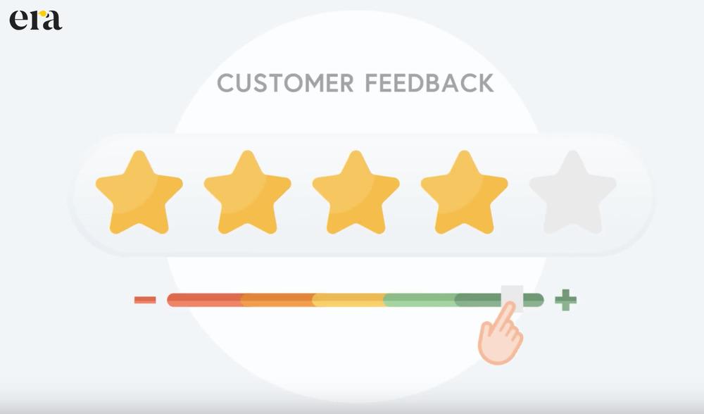 Cần chú ý xem khách hàng đánh giá như thế nào về sản phẩm và dịch vụ của mình