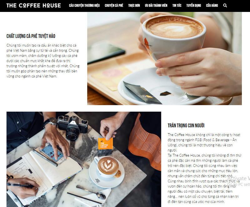 Content nền giúp khách hàng định vị màu sắc riêng của thương hiệu