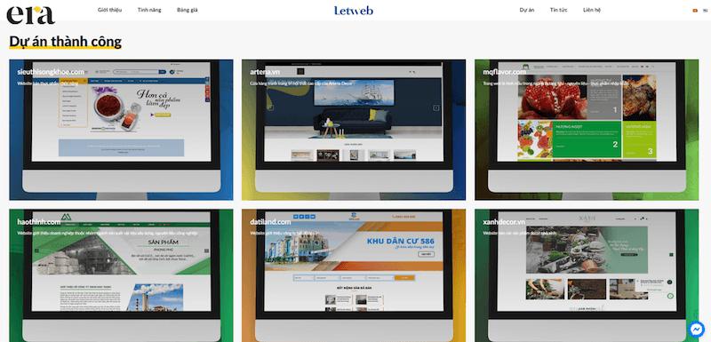 Nội dung sáng tạo tạo nên sự khác biệt cho từng website
