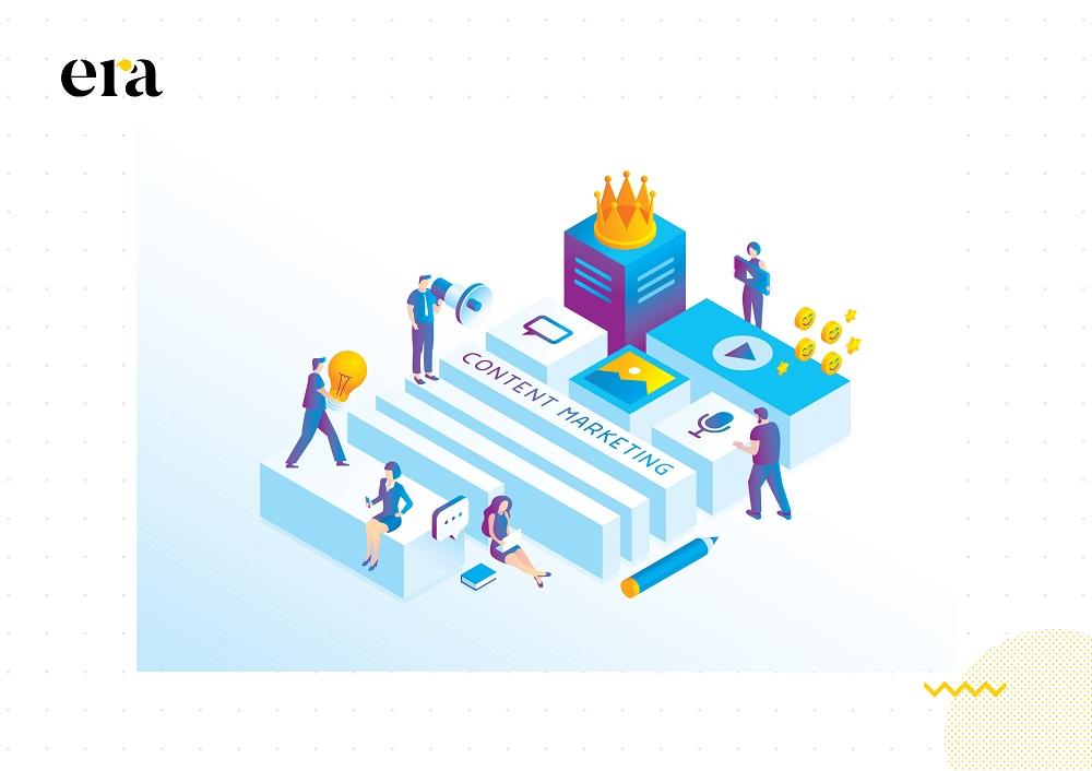 Content marketing là chiến lược đặt khách hàng làm trọng tâm